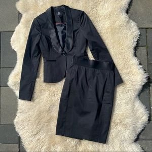 Vintage Rock and Republic Suit - Blazer and Skirt